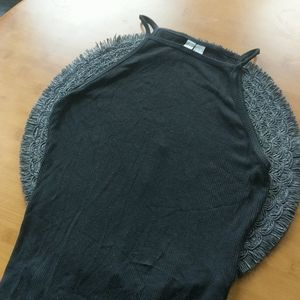 Black asos bodysuit